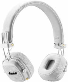 Наушники Marshall Major III Bluetooth White, беспроводные