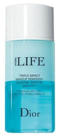 Средство для снятия макияжа Christian Dior Hydra Life Triple Impact Makeup Remover, 125 мл