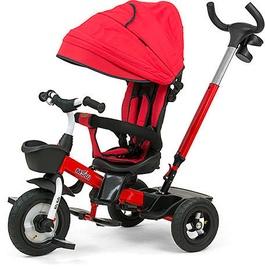 Трехколесный велосипед Milly Mally Movi Red