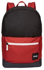 Case Logic Campus Backpacks 24L CCAM-1116 Black/Brick