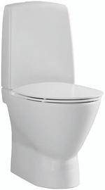 Tualete Ifö Inspira Art Rimfree, 355x650 mm