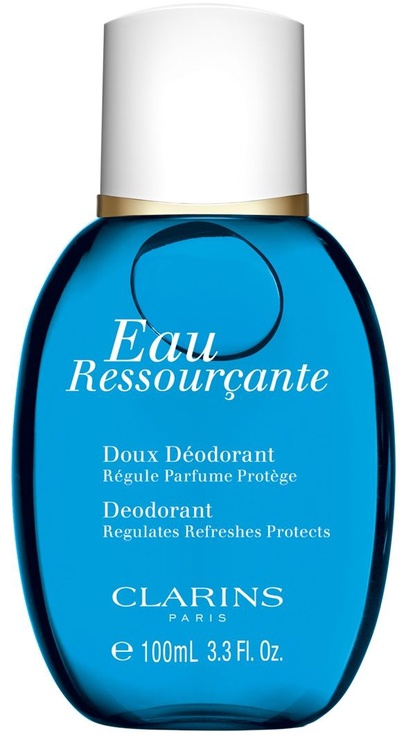 Дезодорант Clarins Eau Ressourcante Spray, 100 мл