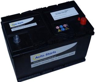 Аккумулятор Auto Starts, 12 В, 95 Ач, 700 а
