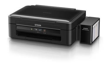 Многофункциональный принтер Epson Inkjet L382, струйный, цветной