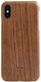 Woodcessories EcoCase Cevlar For Apple iPhone X Walnut