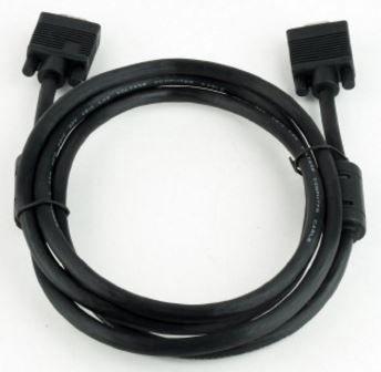 Gembird Cable VGA to VGA Black 1.8m