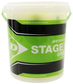 Dunlop Stage 1 Tennis Ball Green 60pcs
