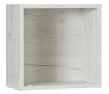 Maridex Rest R11 Wall Cabinet White Oak