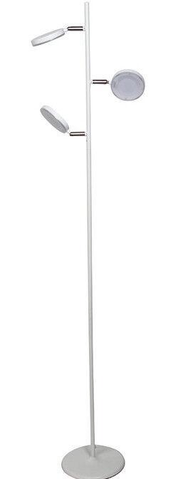 Hibrite Robin FE10231 Floor Lamp 3x5W LED White