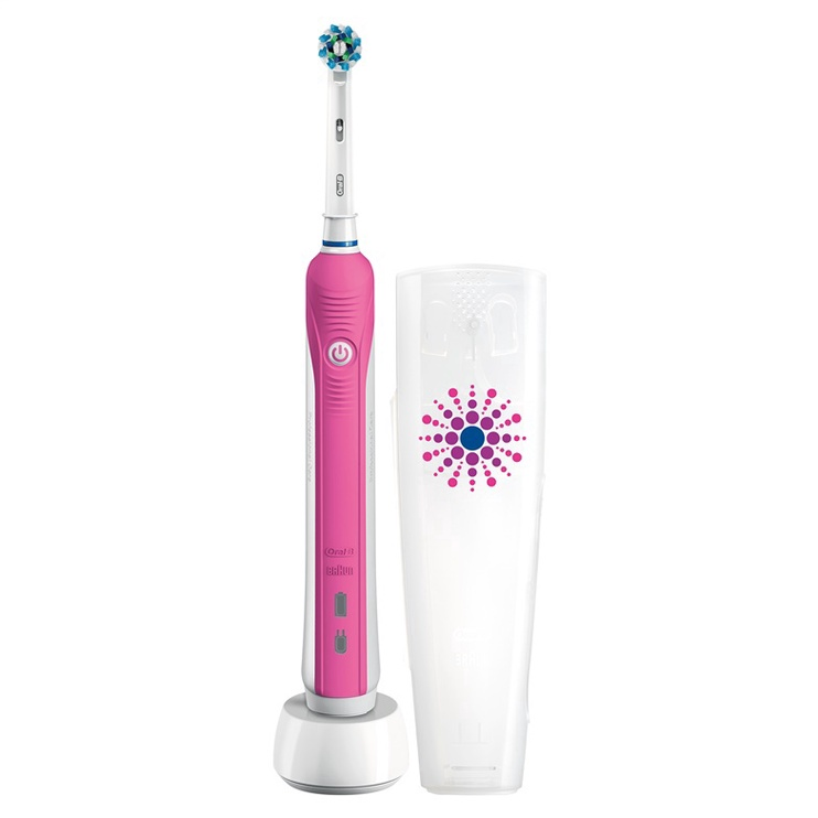 Электрическая зубная щетка Braun Oral-B D16.513 PRO750 3DW