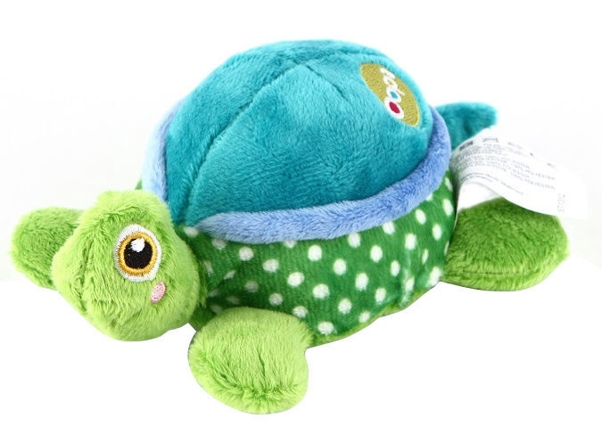 Oops Moving And Vibrating Soft Toy Turtle