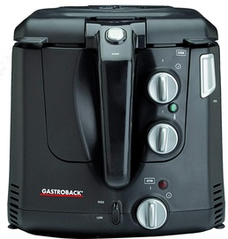 Fritieris Gastroback Vita-Spin 42580 Black