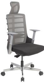 Офисный стул Home4you Spinelly Black/Grey