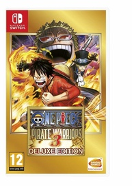 One Piece Pirate Warriors 3 Deluxe Edition SWITCH