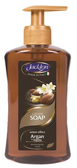 Jacklon Liquid Soap Argan Oil And Jojoba 500ml