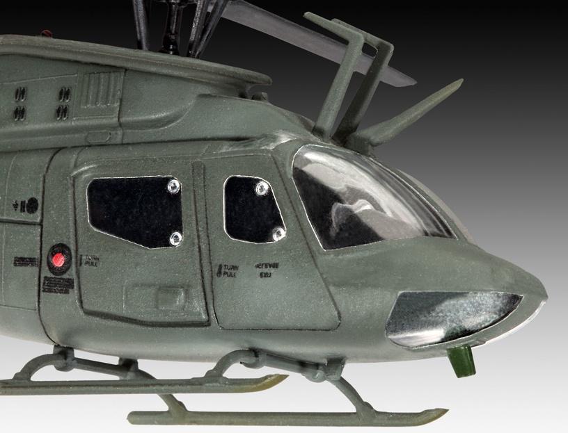 Конструктор Revell Bell OH-58D Kiowa 1:72 04938R