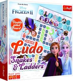 Настольная игра Trefl Frozen II Ludo/Snakes & Ladders 01756