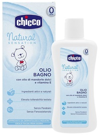 Chicco Natural Sensation Bath Oil 200ml