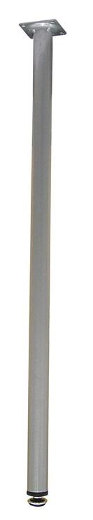 Mēbeļu kājas Vagner SDH FT-511 Furniture Leg 30x700mm White
