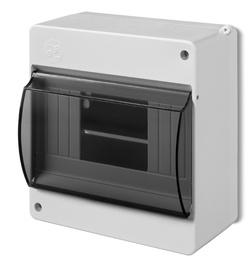 Panelis Elektroplast 2306-01, 120 mm, IP30, 6 mod