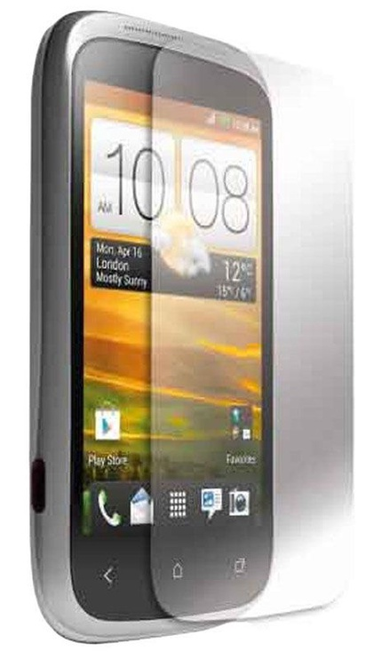 BlueStar Screen Protector For HTC Desire C Glossy