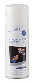 Logilink RP0012 LCD/TFT Screen Foam Cleaner 400 ml