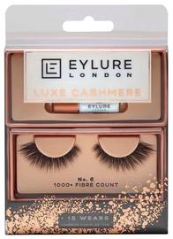 Eylure Luxe Cashmere False Eyelashes No.6
