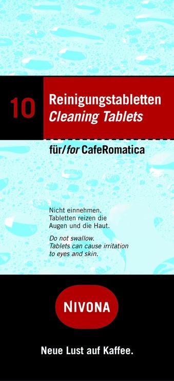 Nivona NIRT701 Сleaning Tablets