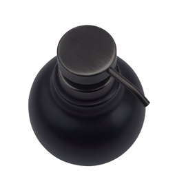 Aquanova Uma Soap Dispenser 500ml Black