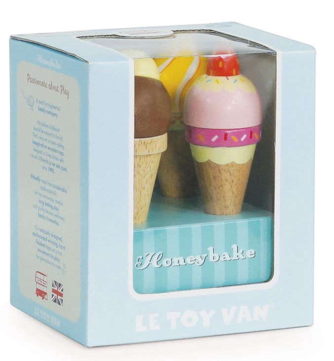 Le Toy Van Ice Creams TV328