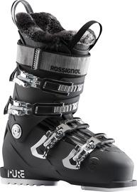 Rossignol Pure Pro 80 Womens Ski Boots Soft Black 26