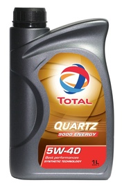 Total Quartz 9000 Energy 5W/40 Engine Oil 1l