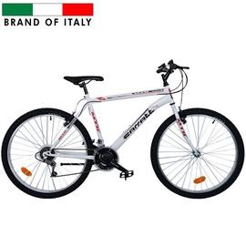 Велосипед Carratt Frizione 8300 26 18V, белый, 26″