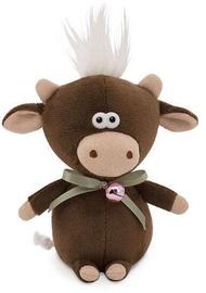 Mīkstā rotaļlieta Orange Toys Cow, 12 cm
