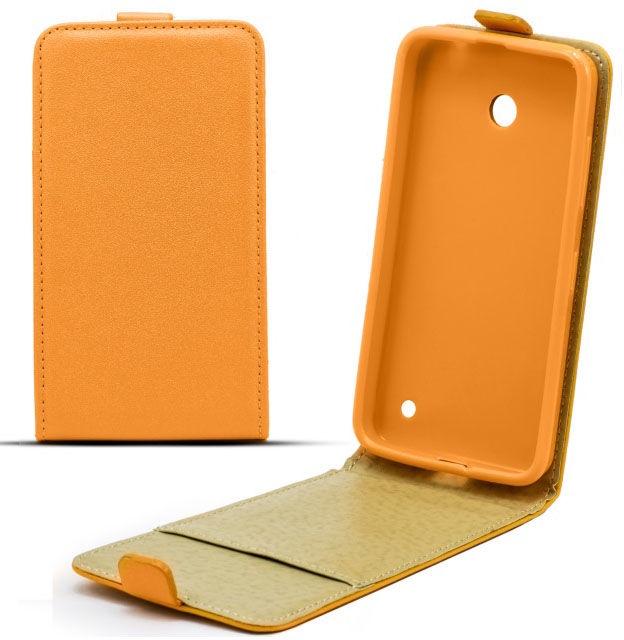 Telone Shine Pocket Slim Flip Case LG Optimus G3 Orange
