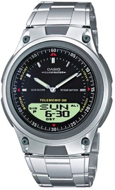 Casio Collection Telememo AW-80D-1AVES Mens Watch