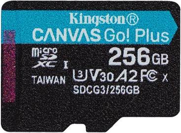 Kingston Canvas Go! Plus 256GB microSDXC UHS-I Class10