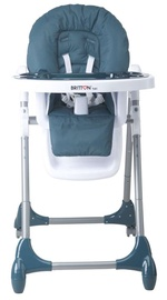 Britton Chair Pad Yuki Atlantic Deep 3150