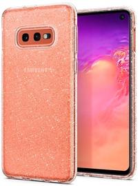 Spigen Liquid Crystal Glitter Back Case For Samsung Galaxy S10e Transparent