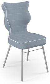 Bērnu krēsls Entelo Solo Size 5 JS06 Grey/Blue, 390x390x850 mm