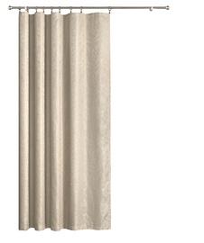 Wisan Night Curtains Beige 180x250cm