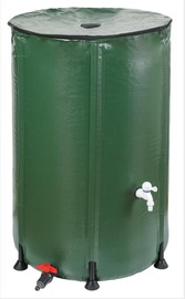 Ūdens tvertne 4IQ NAR000133, 250 l, zaļa