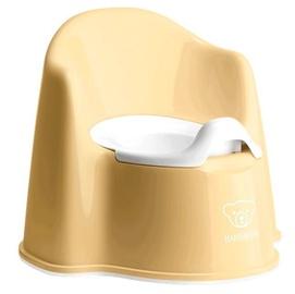 Nakts podi BabyBjorn Potty Chair Powder Yellow 055266