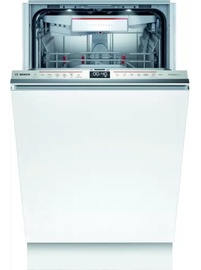 Iebūvējamā trauku mazgājamā mašīna Bosch SPV6ZMX23E White