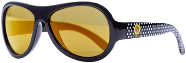 Saulesbrilles Shadez Designer Polka Sunflower Junior Black