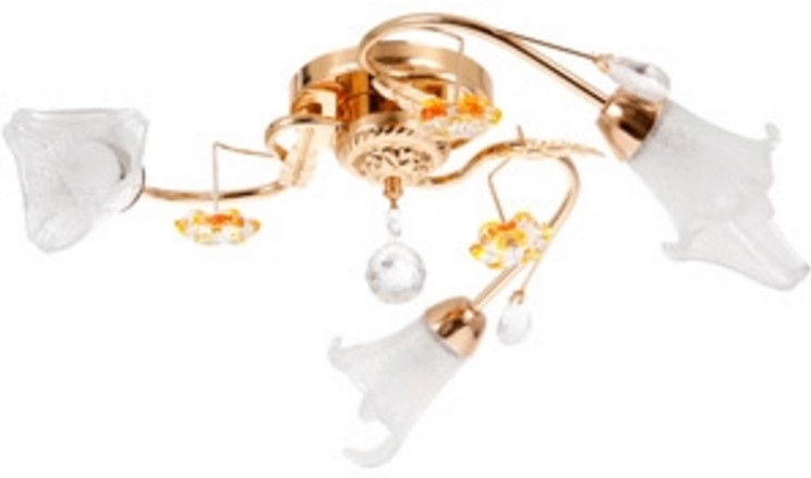 Verners Ceiling Lamp 12980CG/3H Gold