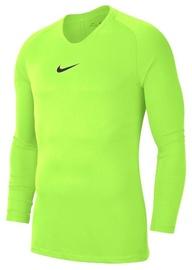 Nike Men's Shirt M Dry Park First Layer JSY LS AV2609 702 Green M