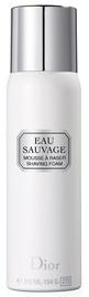 Christian Dior Eau Sauvage Shaving Foam 200ml