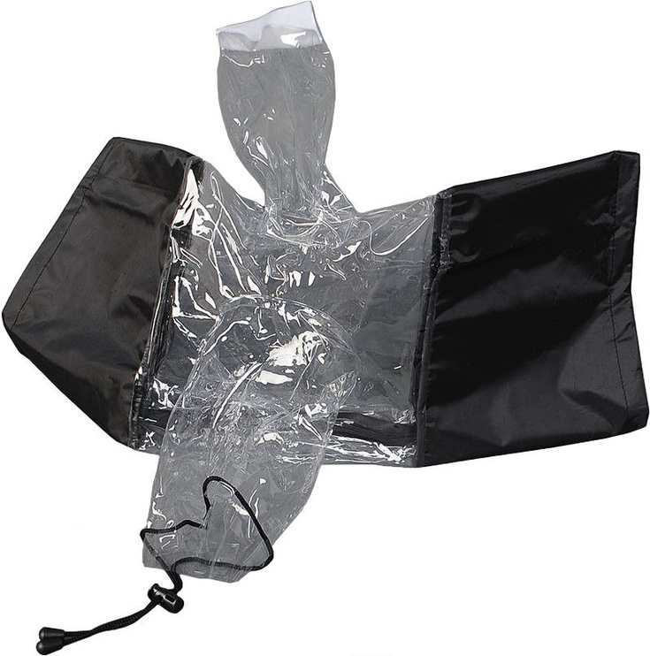 Fotocom Rain Coat for Camera/Flashlight