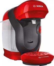 Kapsulas kafijas automāts Bosch TAS1103, sarkana